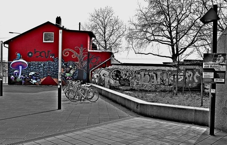 colorkey, CanonEOS600D, Canon - borisholtz | ello
