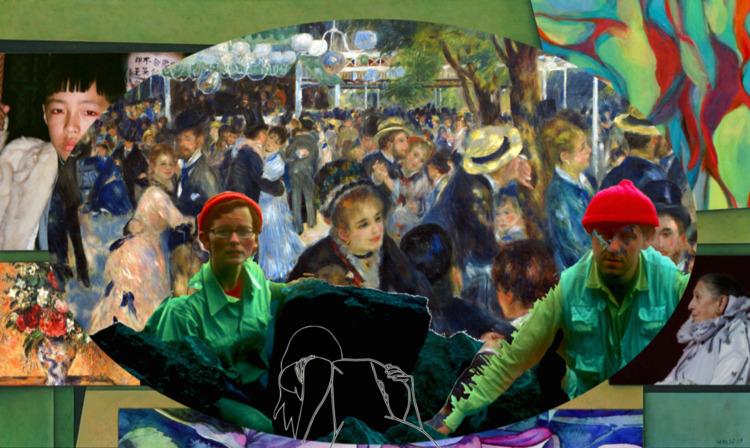 Renoir - pedro8o | ello