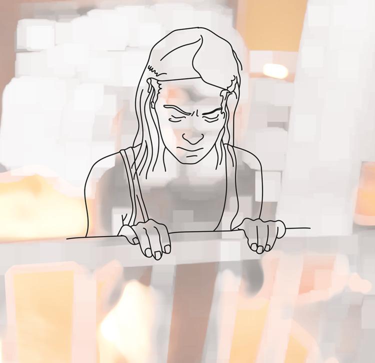 Anne - illustration, drawing, art - rivasinge | ello