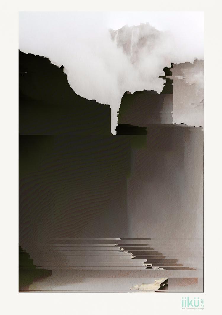 Soft mist glitch 29.7 cm 42 Pro - iikuu | ello