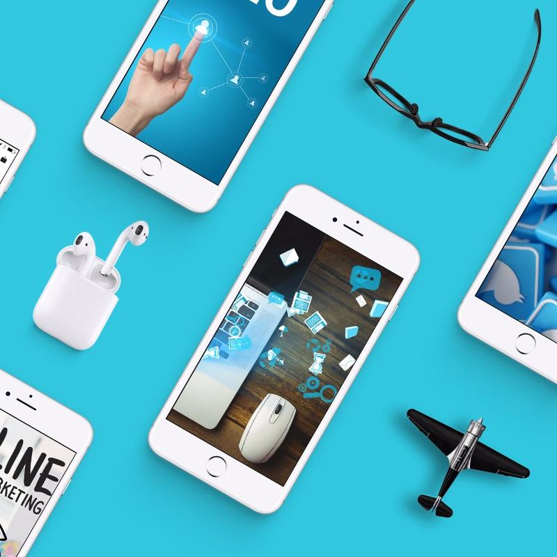 build brand presence social med - exonika_designs | ello