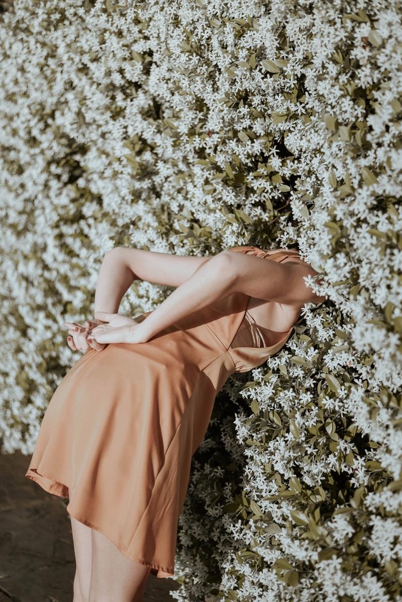 """Floral Dreams"" — Photographer - darkbeautymag | ello"