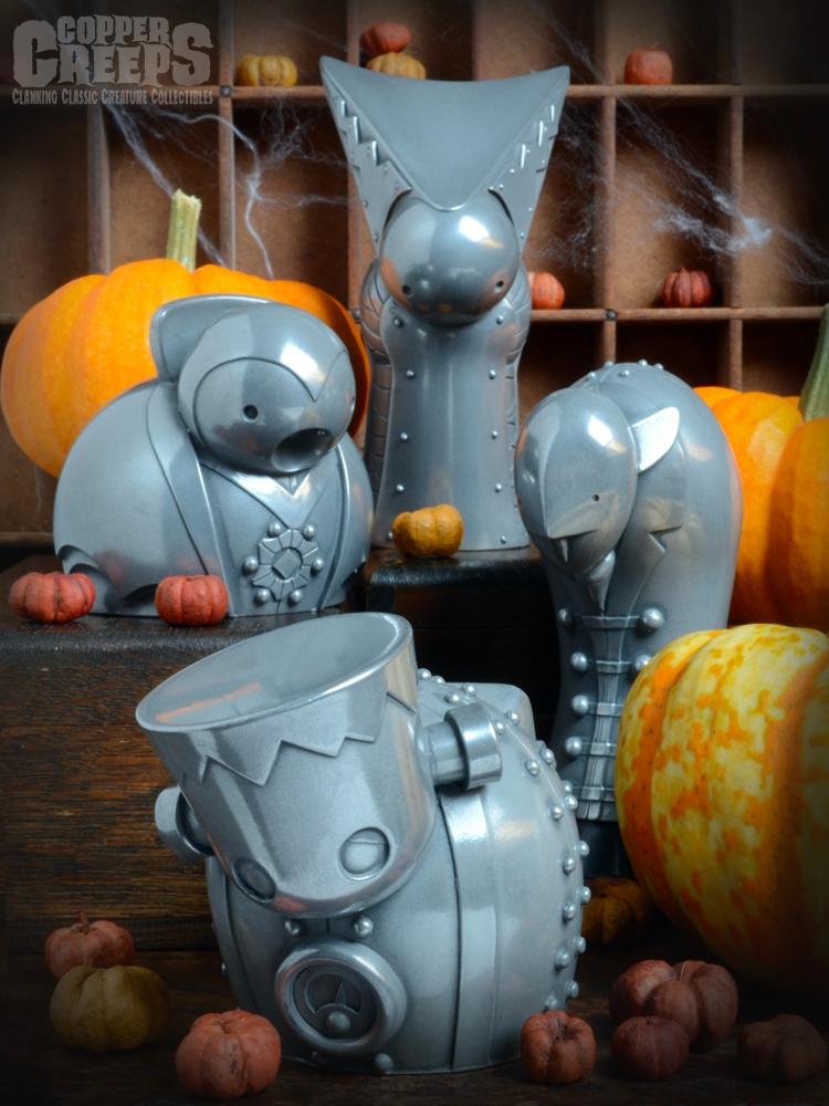Halloween coming! Add Copper Cr - doktor_a | ello