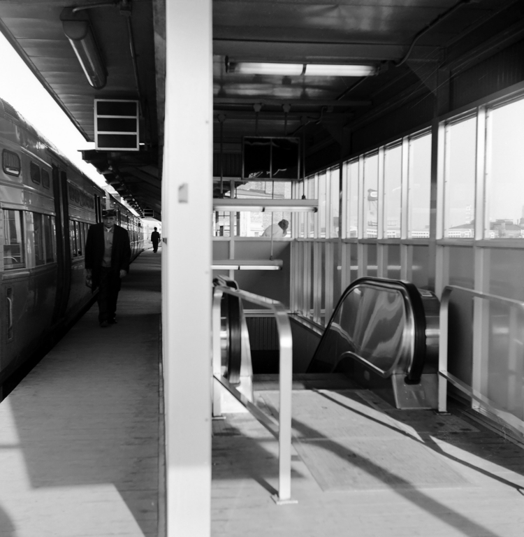 Logan Square station • Late 60s - capnvideo   ello