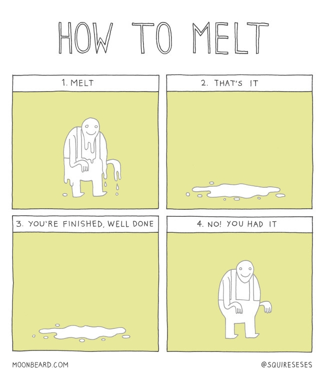 Melt. Webtoon // Moonbeard.com  - squireseses | ello