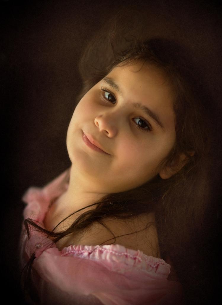 Portrait. girl - photography, portrait - elhanans | ello