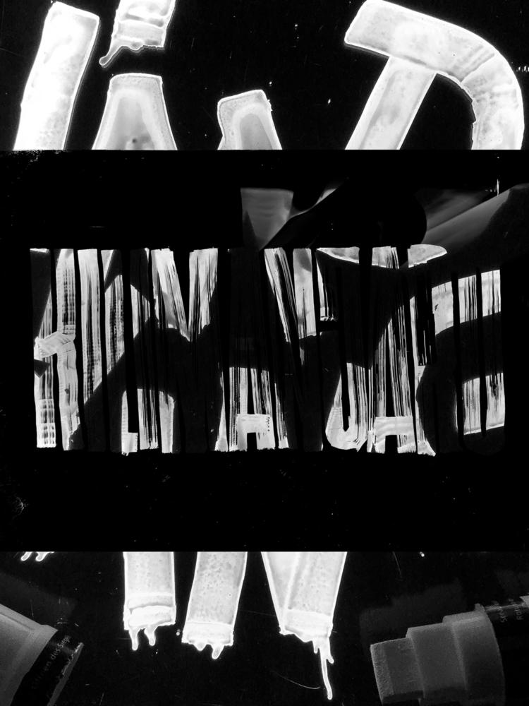 HVFN88  - lettering, illustration - vndlzr | ello