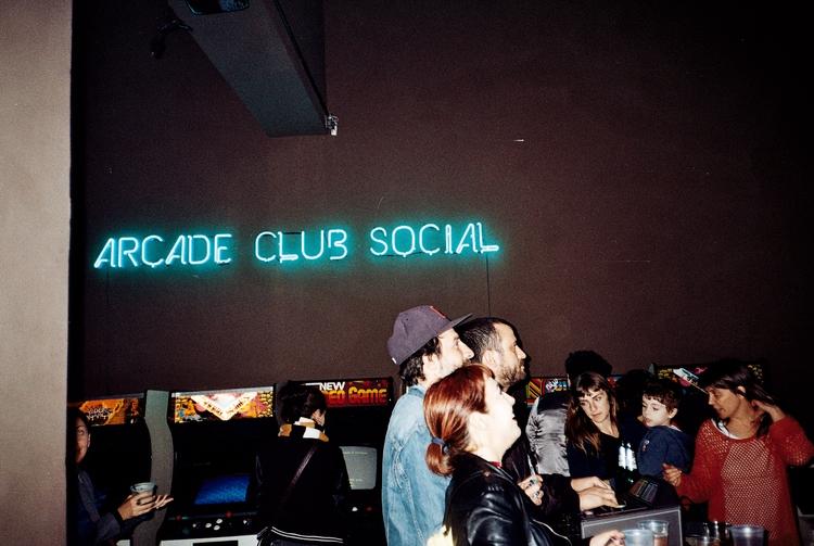 Arcade Club Social - lioo | ello