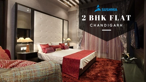 2 BHK flat Chandigarh? Book Fla - sushma-buildtech | ello