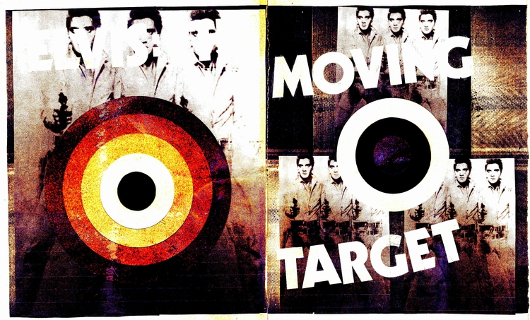 ***MOVING TARGET - illustration - johnhopper | ello