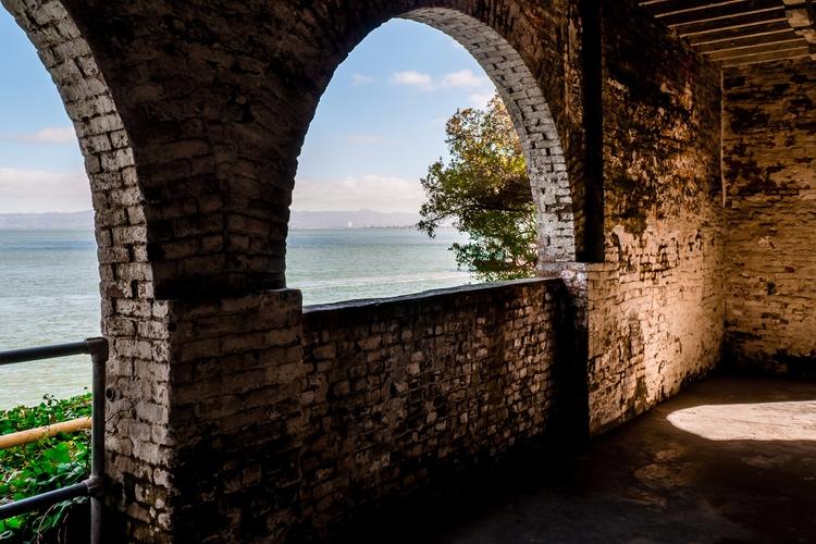 Bay Arch brick archway offers v - mattgharvey | ello