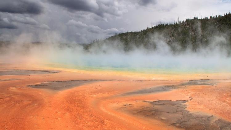 Supervolcán Yellowstone podría  - codigooculto | ello