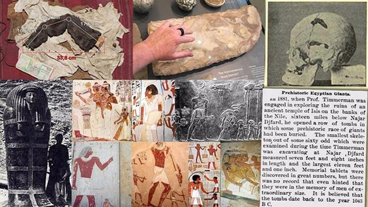 Gigantes del Antiguo Egipto: El - codigooculto | ello
