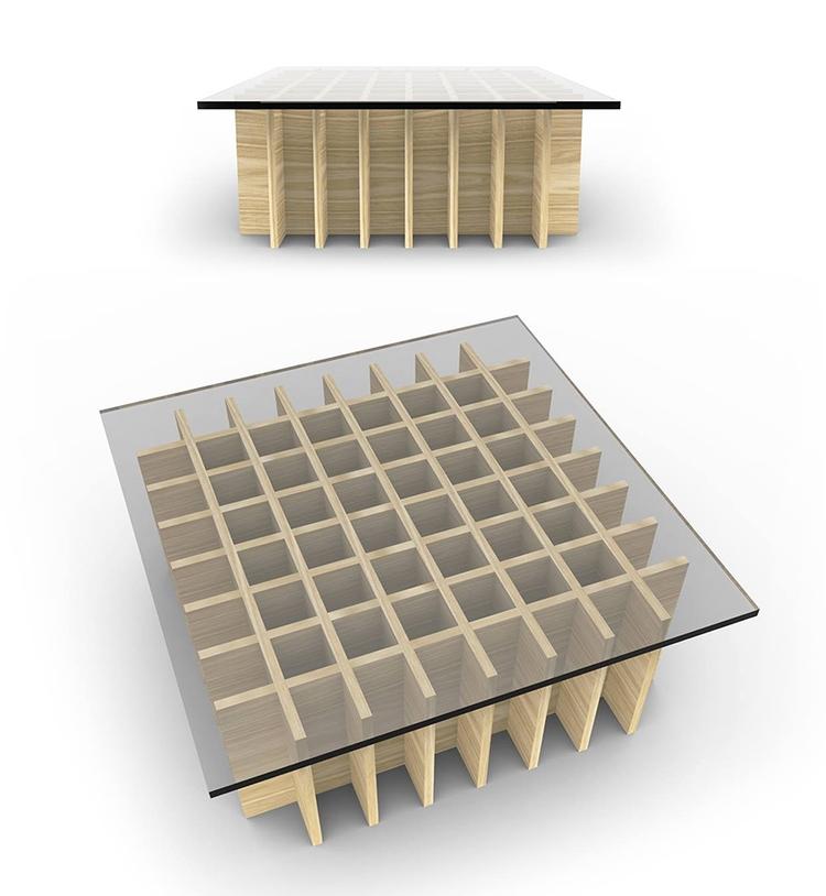 Mattix Coffee Table concept. Ra - jamesowendesign | ello