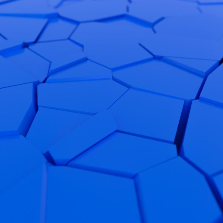 Voronoi Surface - 3d, c4d, render - petr_lahodny | ello