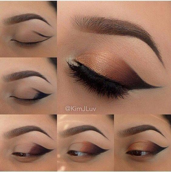 Tutorial de - maquiagem_para_festa | ello