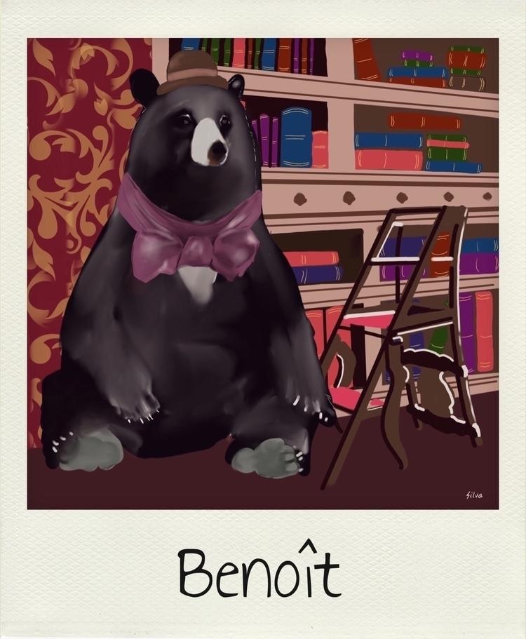 friend meet Buoyant Benoît Book - nightrav3n | ello