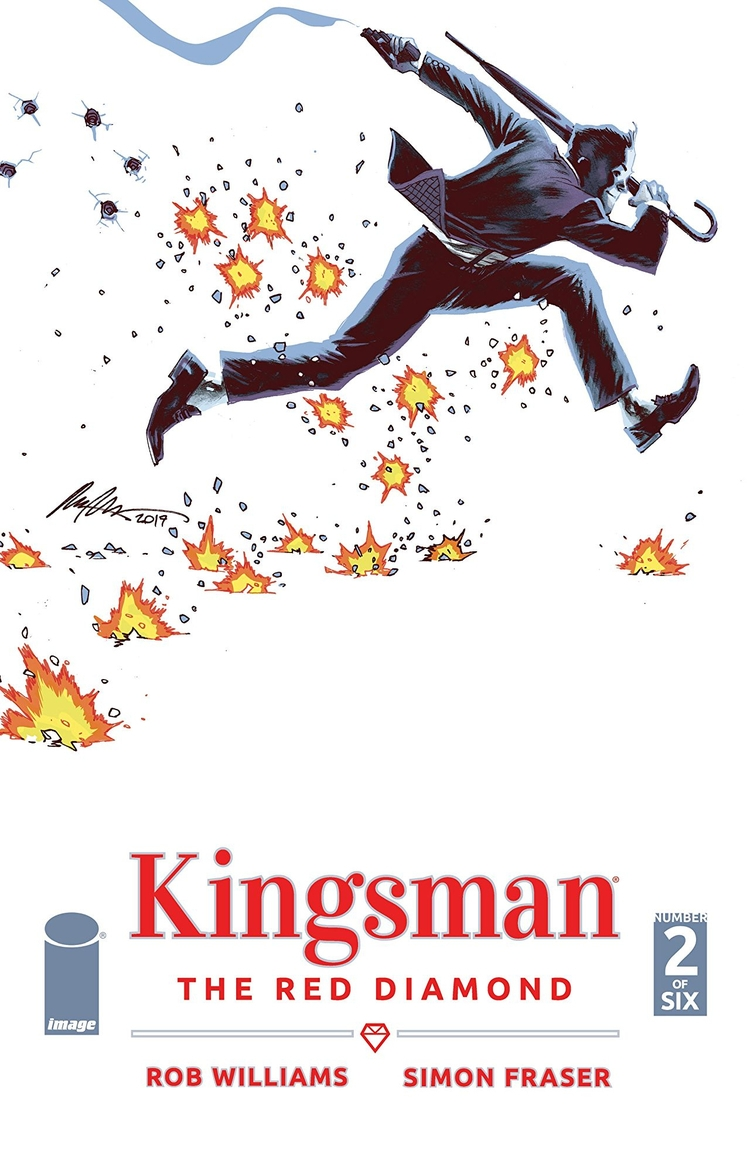 Kingsman: Red Diamond Image Com - oosteven | ello