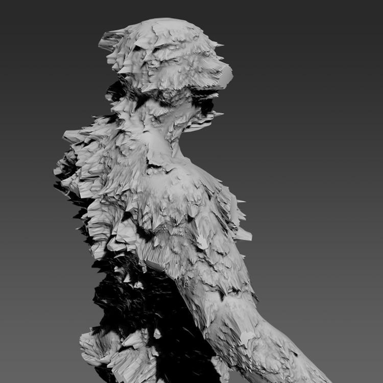 Golem 2016 giclée print hahnemü - brunomartelli | ello