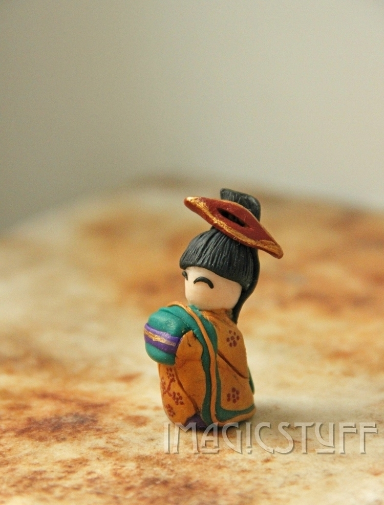 Kawaii Girl Miniature - girl, kawaii - i_magicstuff | ello