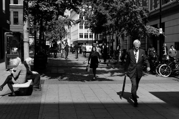 Dashing Phalanx - photography, balckandwhite - marcushammerschmitt | ello