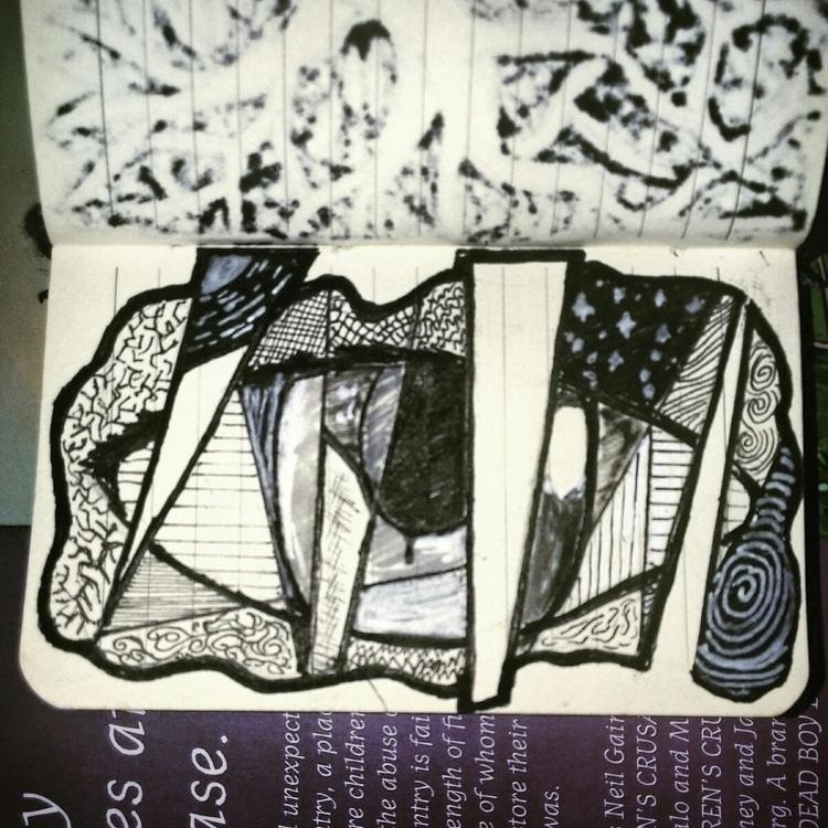 Perception - random, doodle - rayanuki | ello