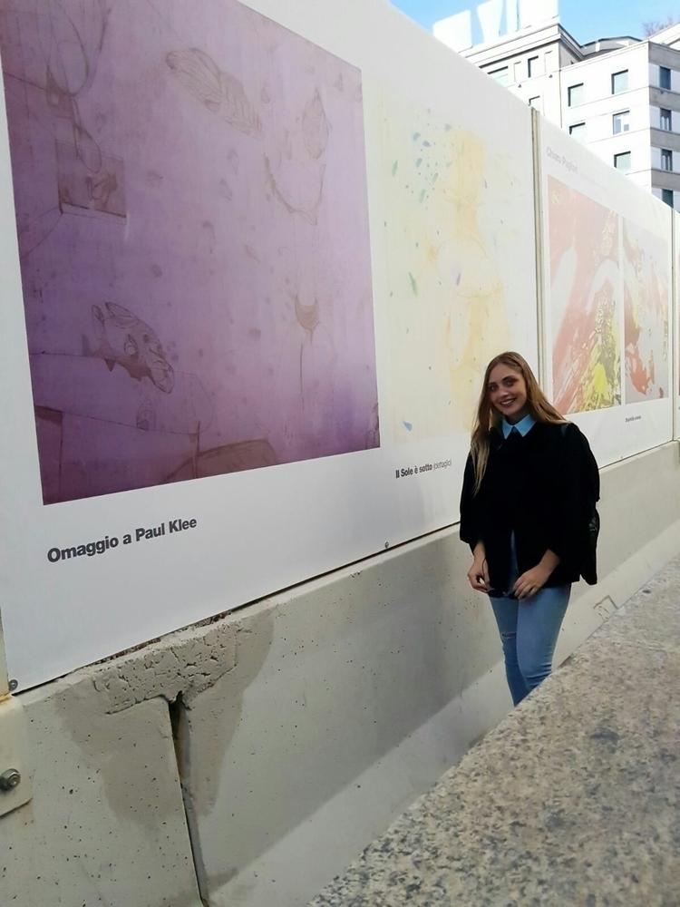 works San Babila square - enjoy - giulia_lazzaron | ello