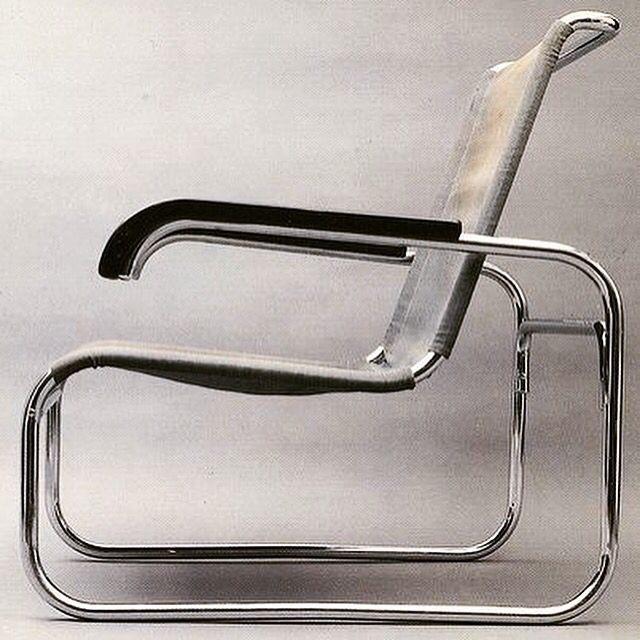 Marcel chair (1928) reflects un - bauhaus-movement | ello