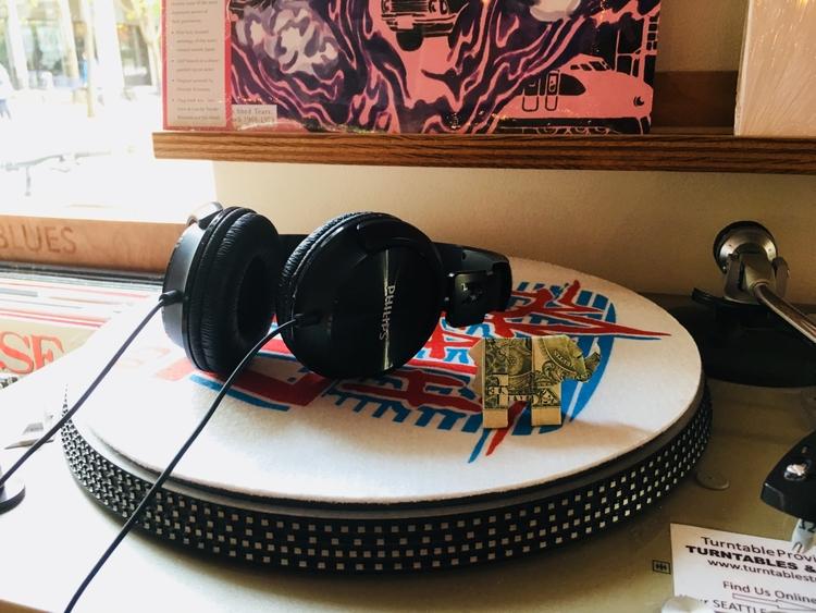 support local record store ligh - elephantorigami | ello