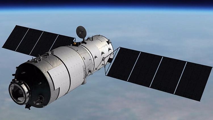 Estación Espacial China se estr - codigooculto | ello