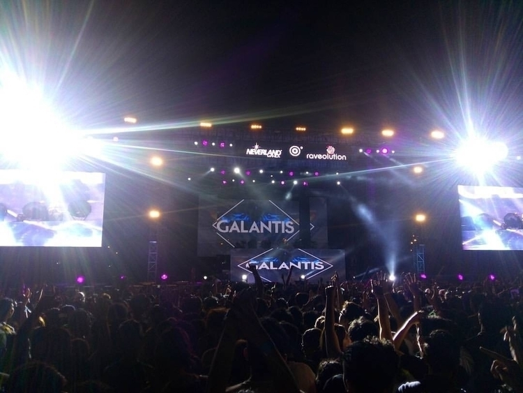 Galantis - Neverland Raveolutio - yenky | ello
