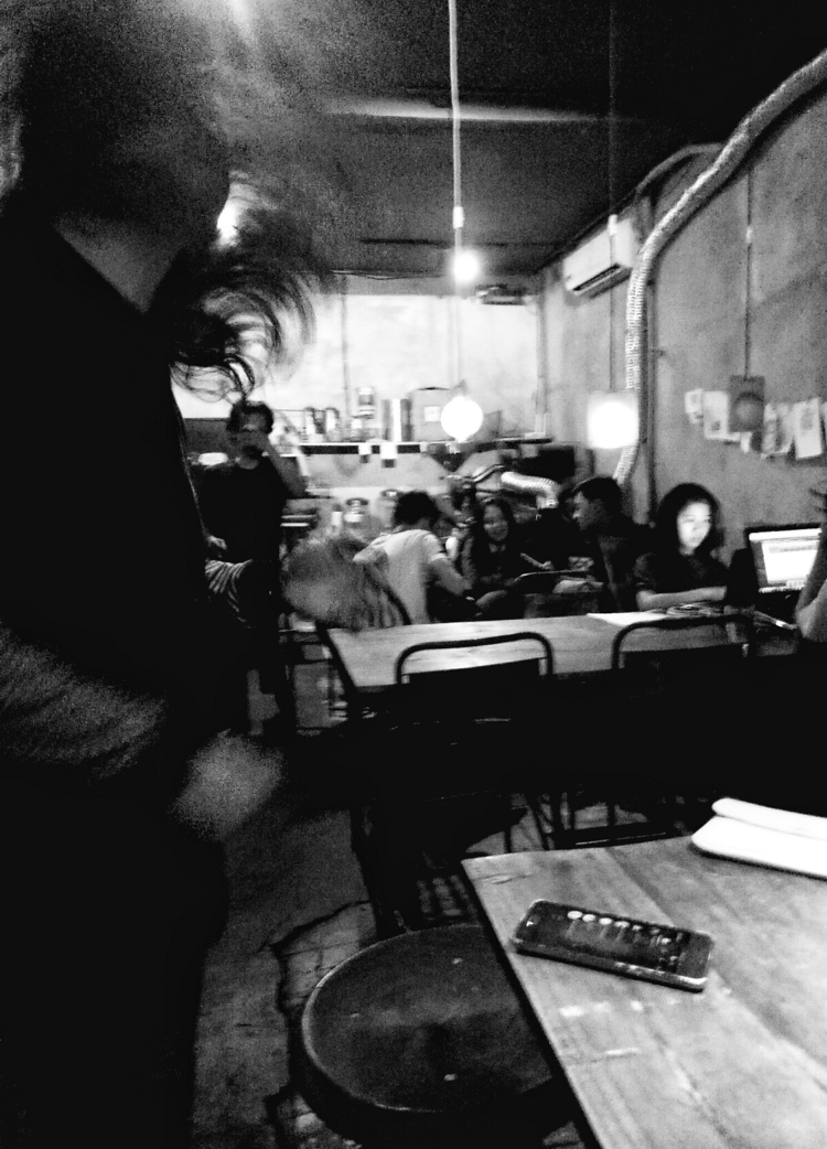 work - photo, blackandwhite, people - uvha | ello