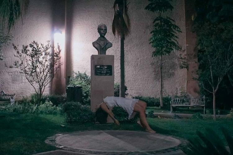 Cuban writer José Martí poem na - aleu4 | ello