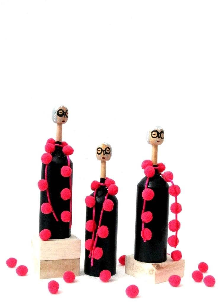 Obie wooden doll Obis Apfel (Ir - tobingdewi | ello