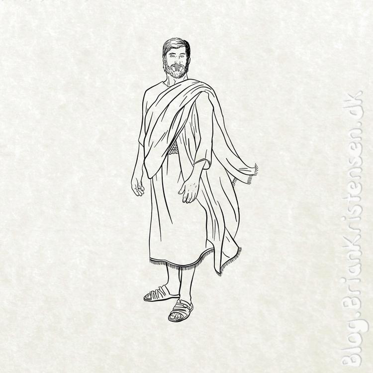 Drawing - Jesus - art2u | ello