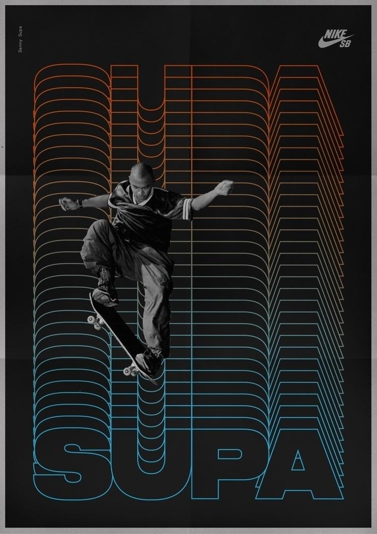 Danny Supa. Nike SB - luiscoderque | ello