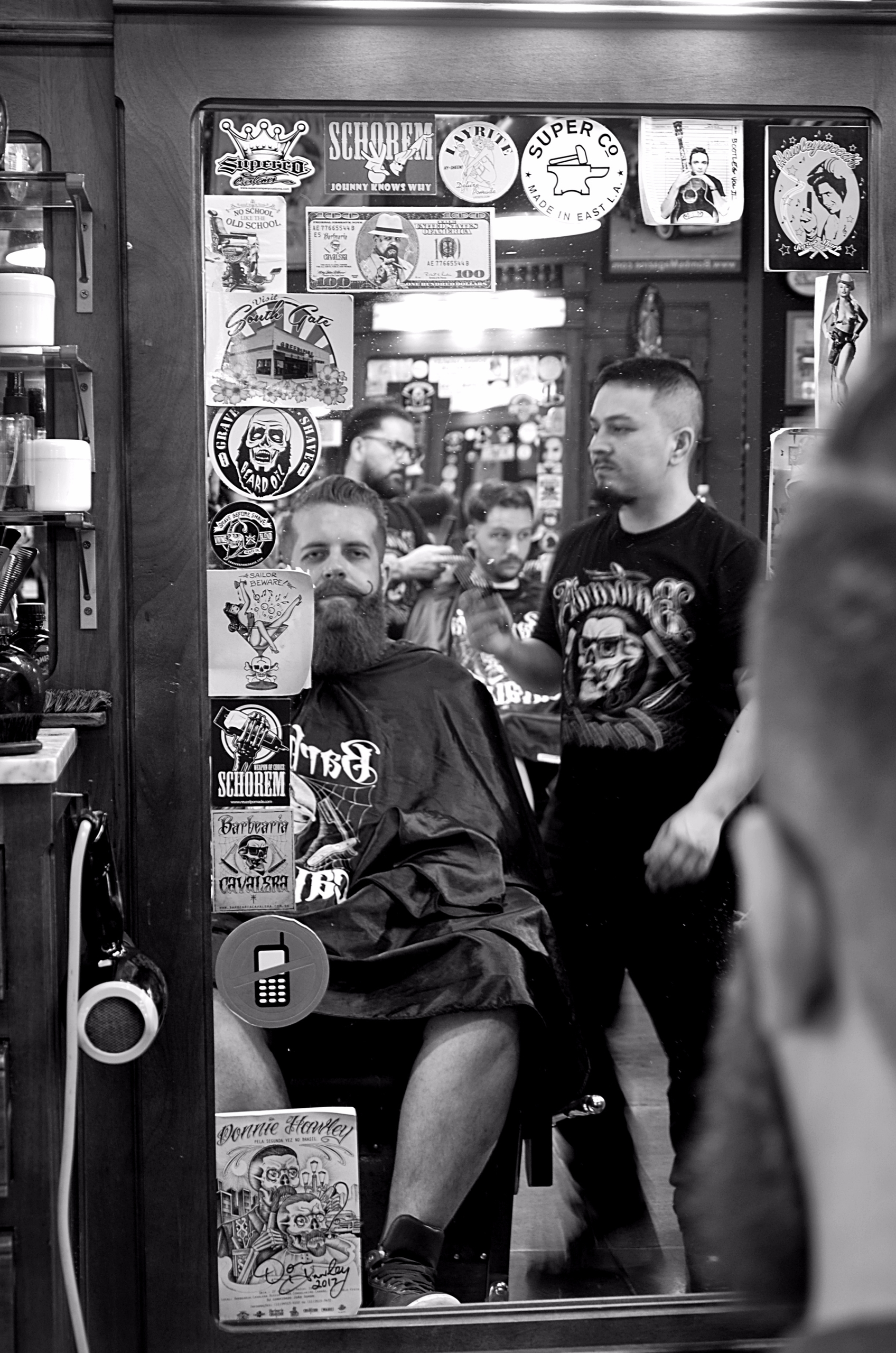 barber Job photographic Content - olliveirageane | ello