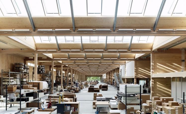 production building HQ features - vitsoe | ello