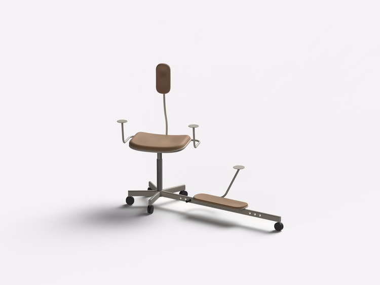 Office Chair - design, concept, sculpture - chengtaoyi | ello