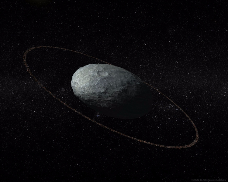 Rings Sky Haumea Fomalhaut - universe - valosalo | ello