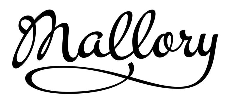 Mallory logo - robclarketype | ello