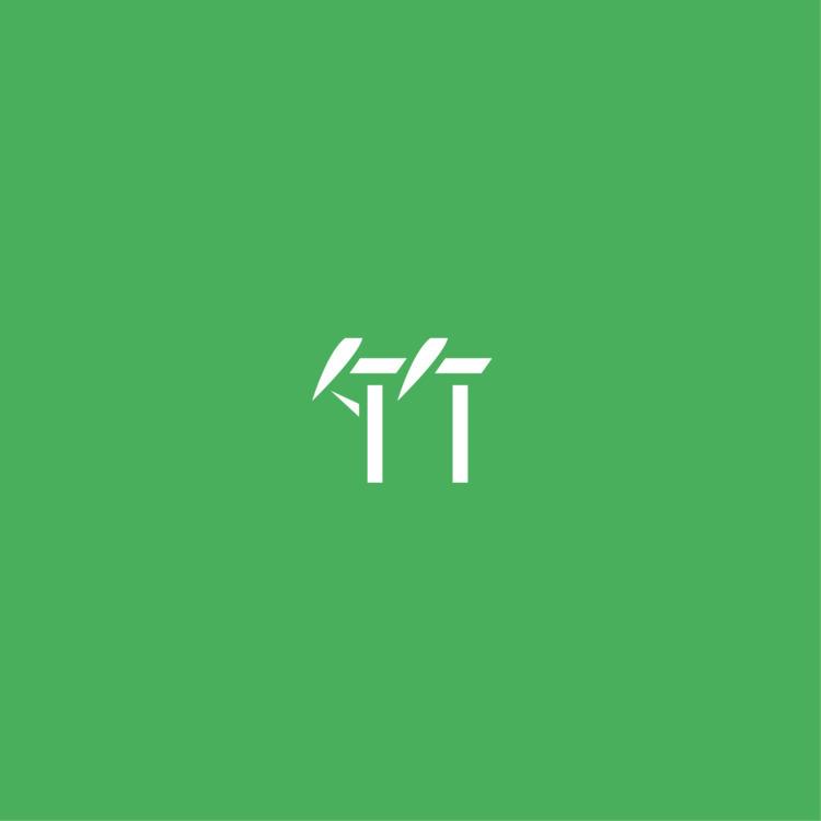 竹 - タケ(Bamboo - Logo, Design, Kanji - falcema | ello