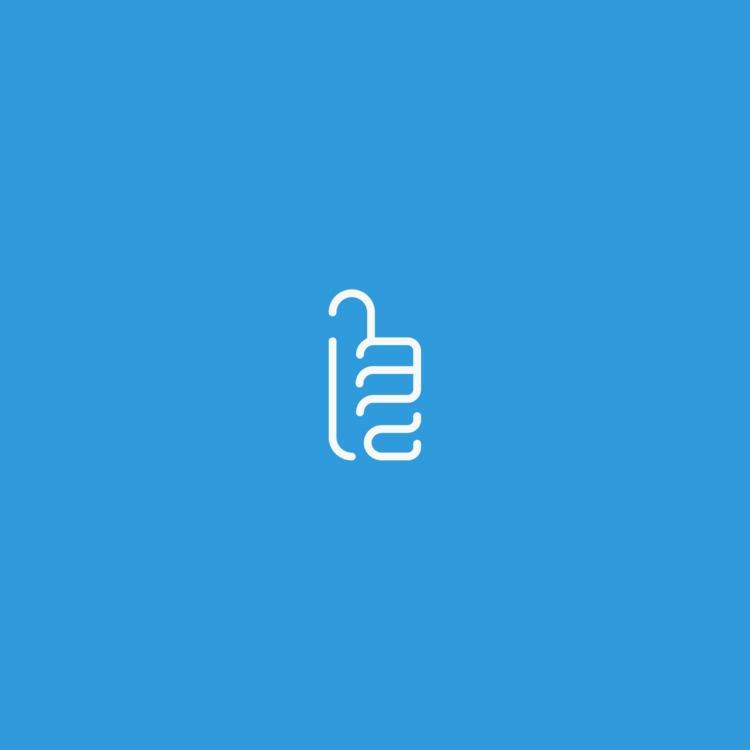 良 - Thumbs - Logo, Design, Kanji - falcema | ello