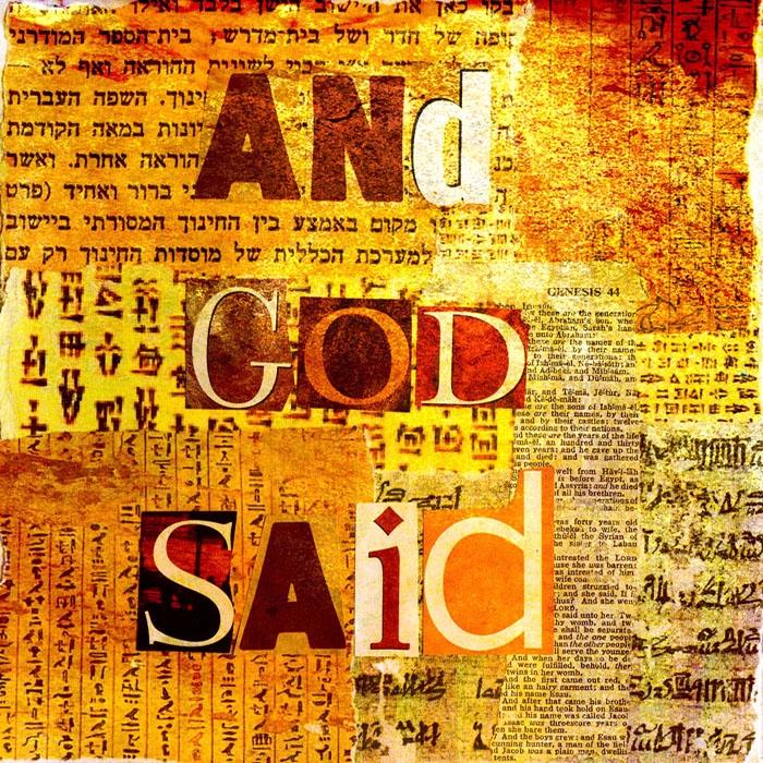 GOD piece Genesis project. chri - johnhopper | ello
