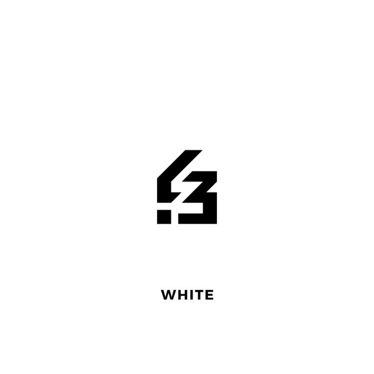 白 - White/Black - Logo, Design, Kanji - falcema | ello