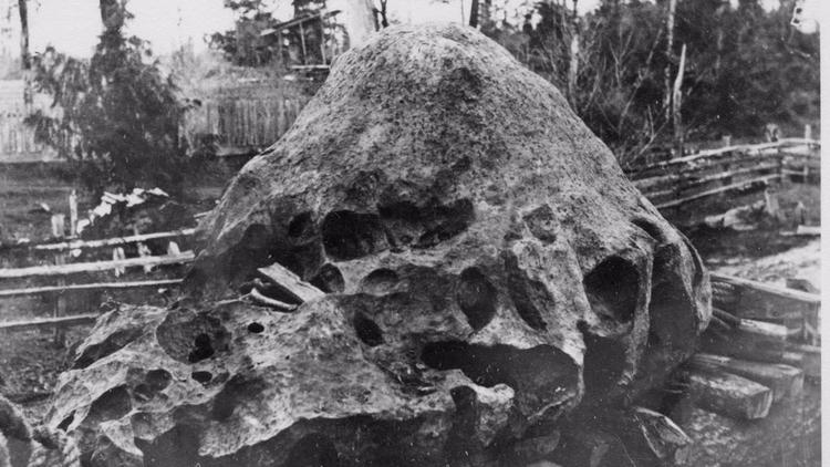 El Meteorito más raro de toda l - codigooculto | ello