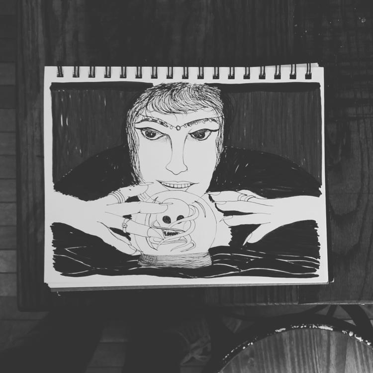 Custom Day 15:  - lewisduo, horror - jeremiahlewis | ello