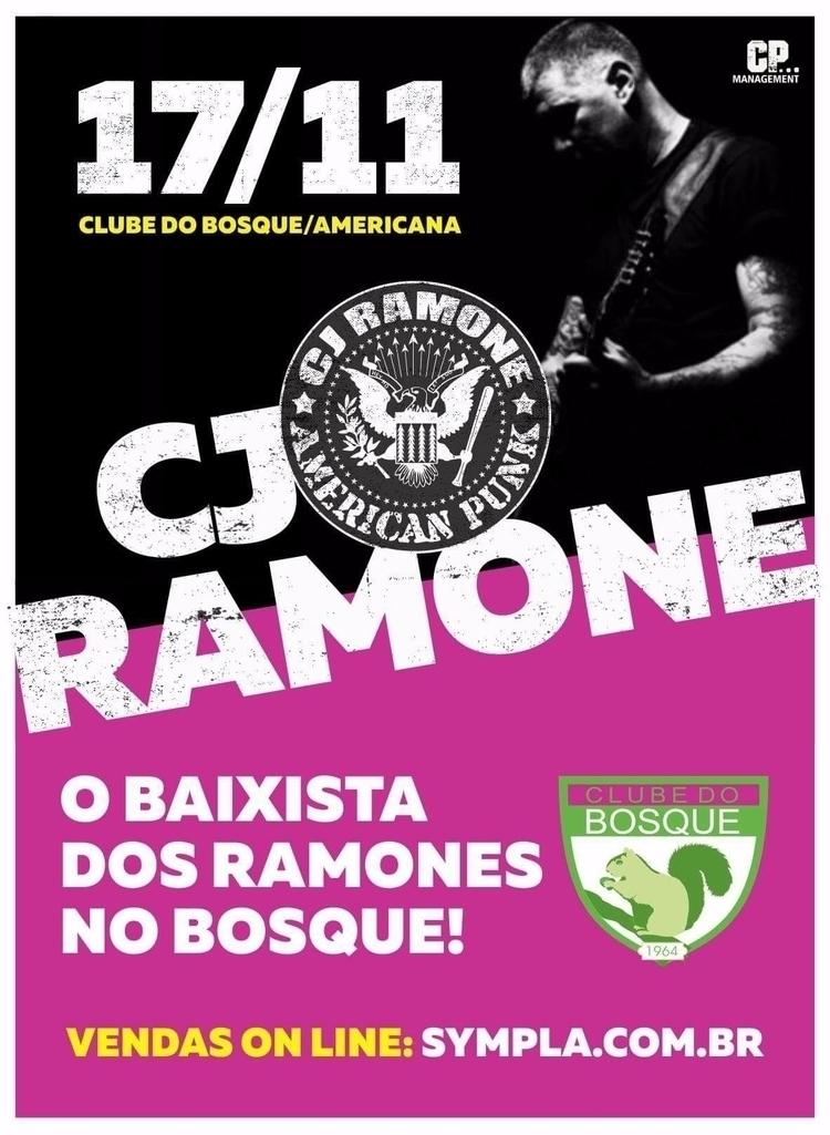 CJ Ramone em Americana - CJRamone - anderson_kbca | ello