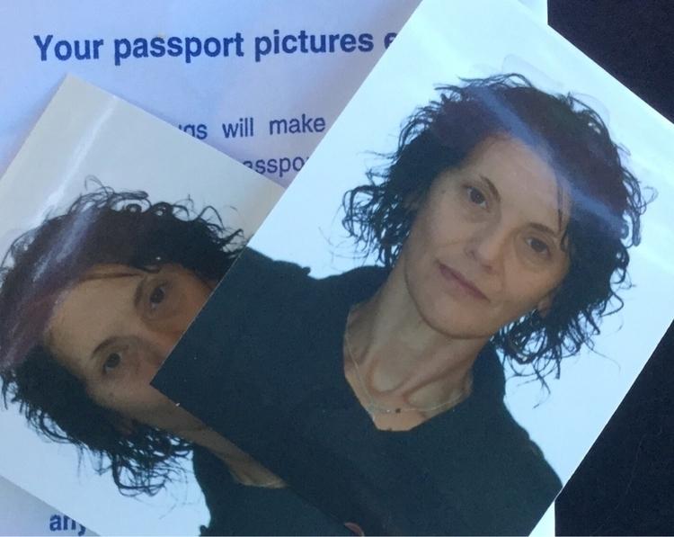 Holy shit passport picture 2 de - laurabalducci | ello