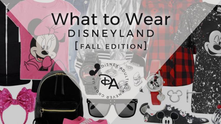 Wear Disneyland: 5 Fantastic Fa - disneyadulting   ello